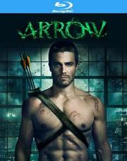 Arrow- The Complete First Season DVD