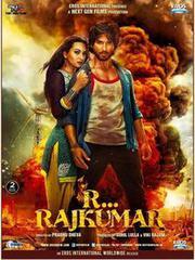 Buy R Rajkumar (Hindi) DVD & BLU RAY @ Best Price